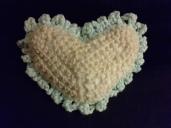 Coeur au crochet