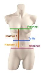 mesures_corset