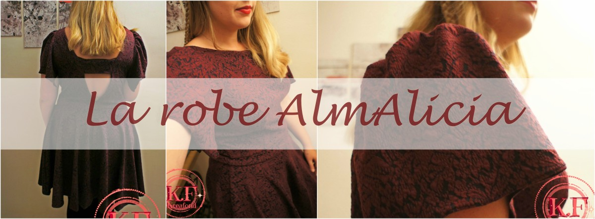 La robe AlmAlicia