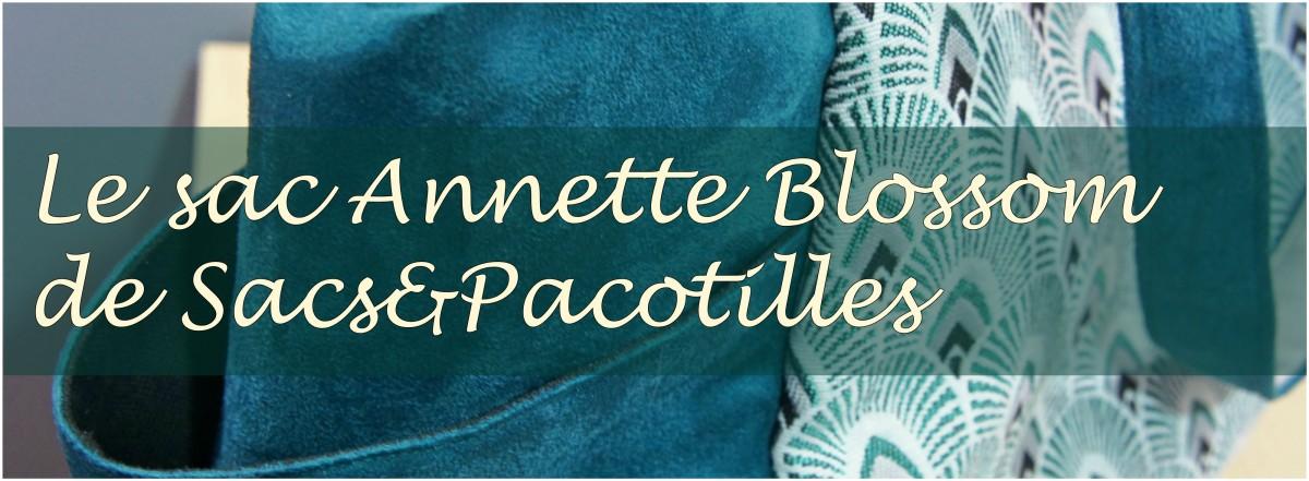 Sac Annette Blossom de Sacs et pacotilles