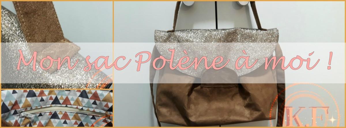 Mon sac Polène à moi