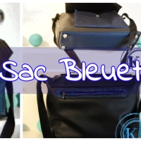 Sac Bleuet